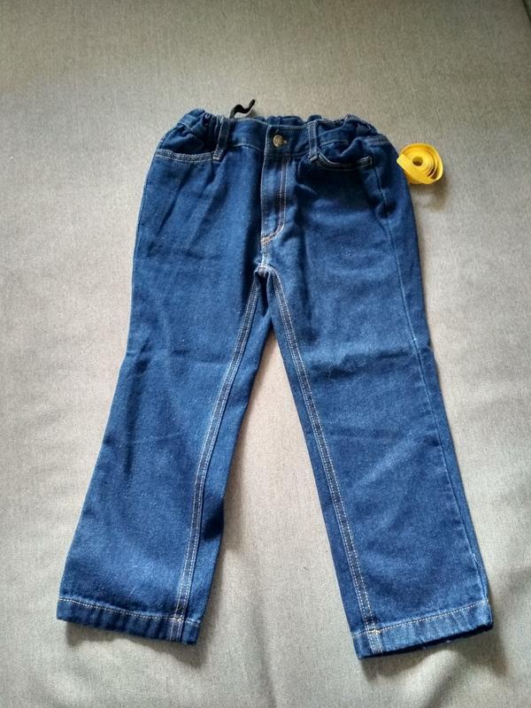 Детские классические прямые джинсы swiss cross, сша, мальчику,...