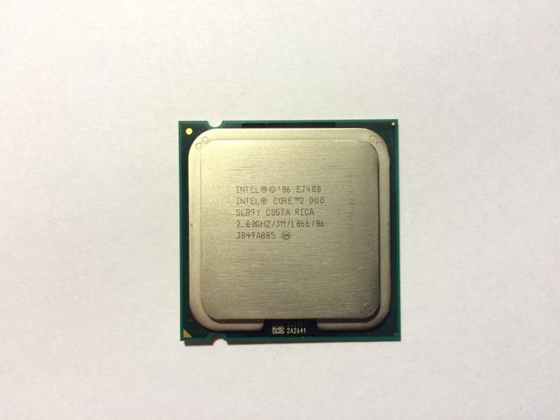 Процессор 775 Intel E2200/E5700/E6550