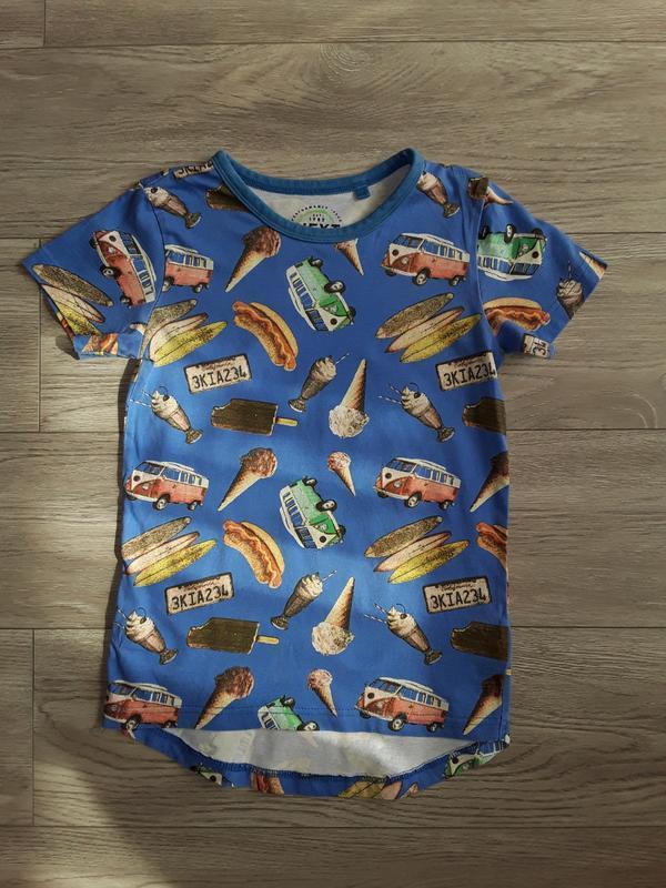 Фирменная футболка next