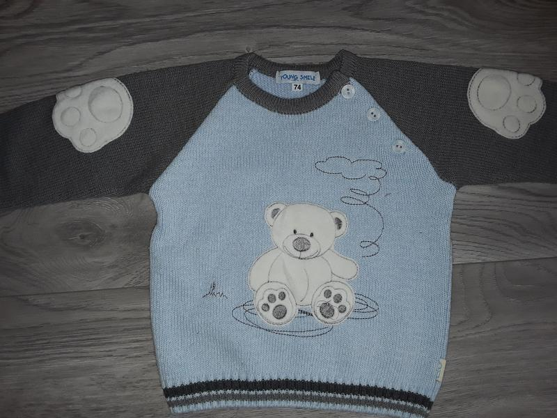 Кофта, свитер - Фото 4