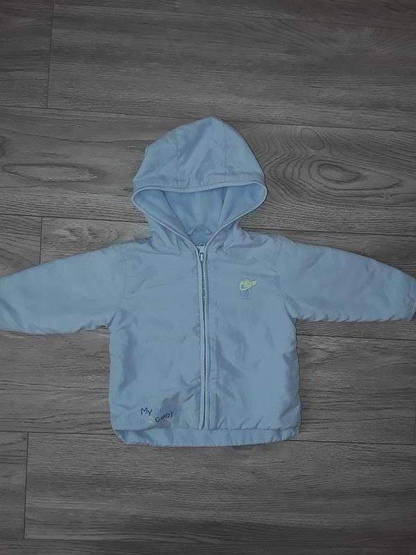 Демисезонная куртка, кофта на флисе