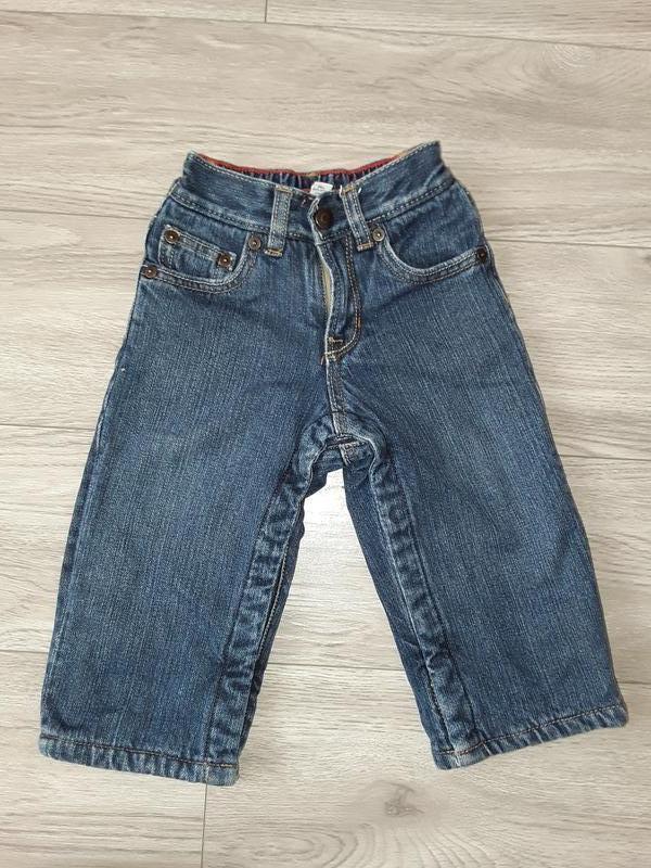 Фирменные джинсы, зимние джинсы на год