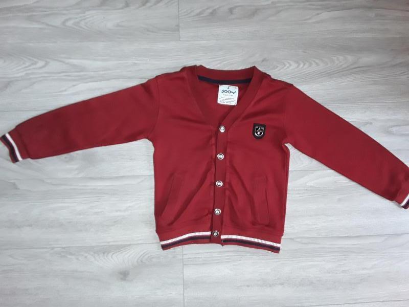 Модная кофта-пиджак, стильный джемпер