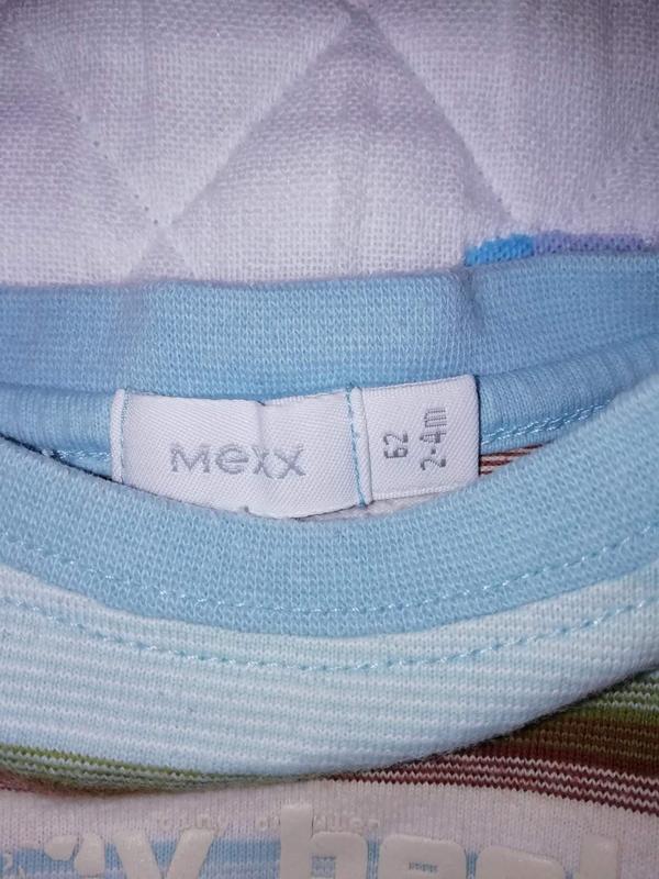 Детский лонгслив - футболка с длинным рукавом - кофточка mexx ... - Фото 2