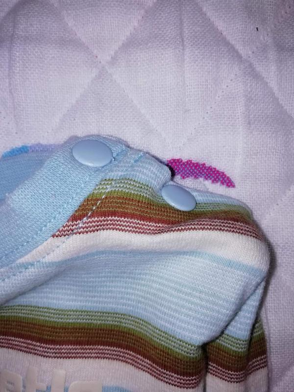 Детский лонгслив - футболка с длинным рукавом - кофточка mexx ... - Фото 3