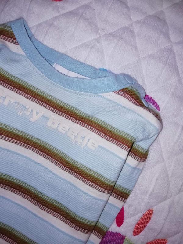 Детский лонгслив - футболка с длинным рукавом - кофточка mexx ... - Фото 4