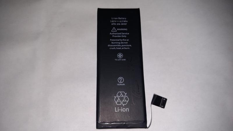 Аккумулятор батарея iPhone SE