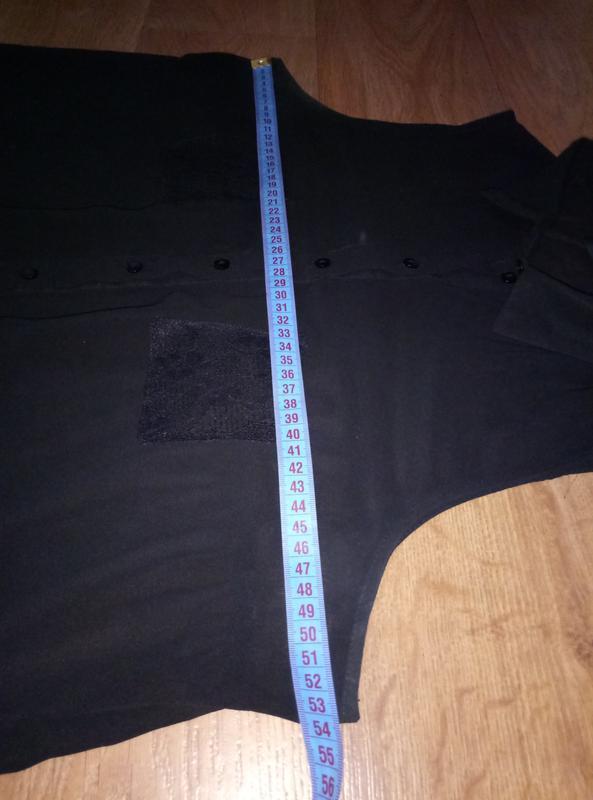 Подарок при покупке 2-х вещей.шифоновая блузка рубашка безрукавка - Фото 3