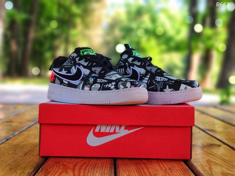 Кроссовки Nike Air Force - Фото 8