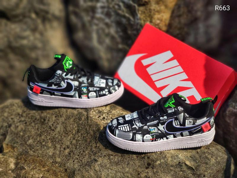 Кроссовки Nike Air Force - Фото 5