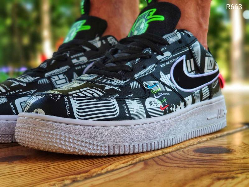Кроссовки Nike Air Force - Фото 9