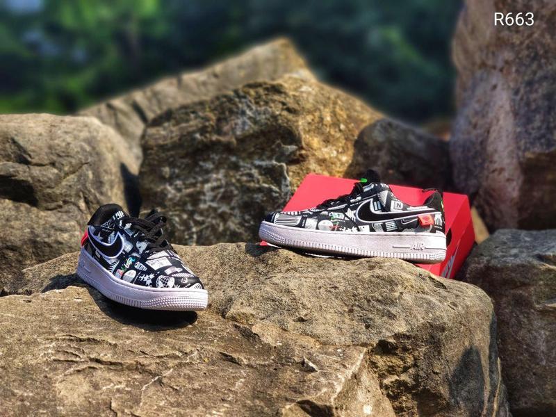 Кроссовки Nike Air Force - Фото 7