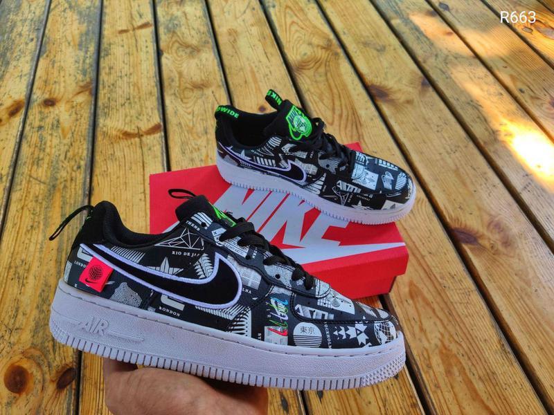 Кроссовки Nike Air Force - Фото 10