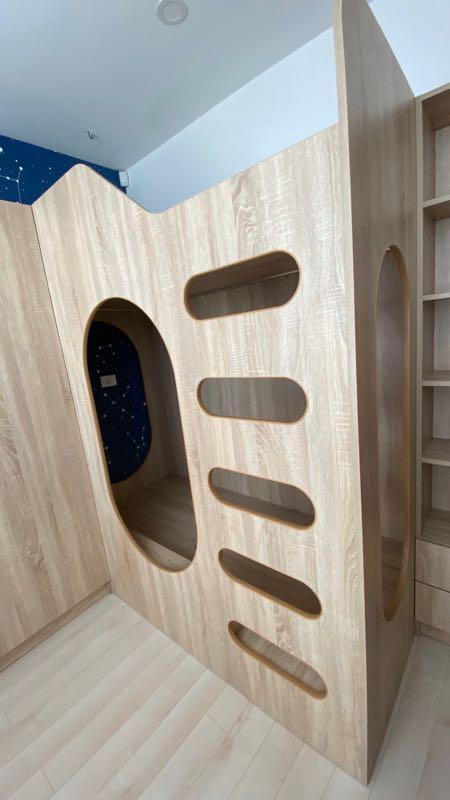 Кровать двухэтажная - Фото 2