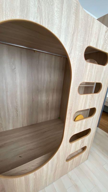 Кровать двухэтажная - Фото 3
