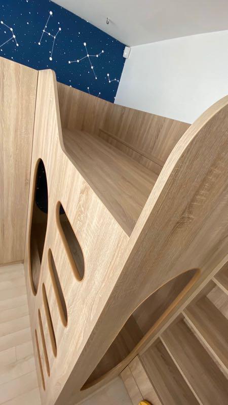 Кровать двухэтажная - Фото 4
