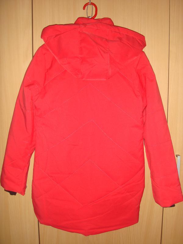 Демисезонная куртка на рост 128\134 см - Фото 2