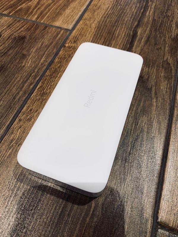 Power Bank Xiaomi 20000mAh white - Фото 2