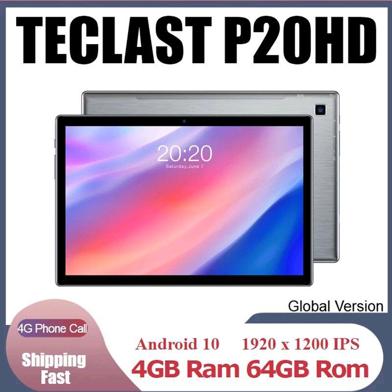 """Планшет Teclast P20HD 10,1"""" 4/64Gb 4G/LTE 6000 mAh /текласт"""