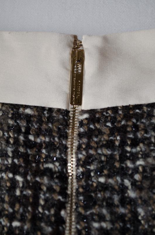 Шикарная шерстяная юбка люксового бренда elisabetta franchi ит... - Фото 5