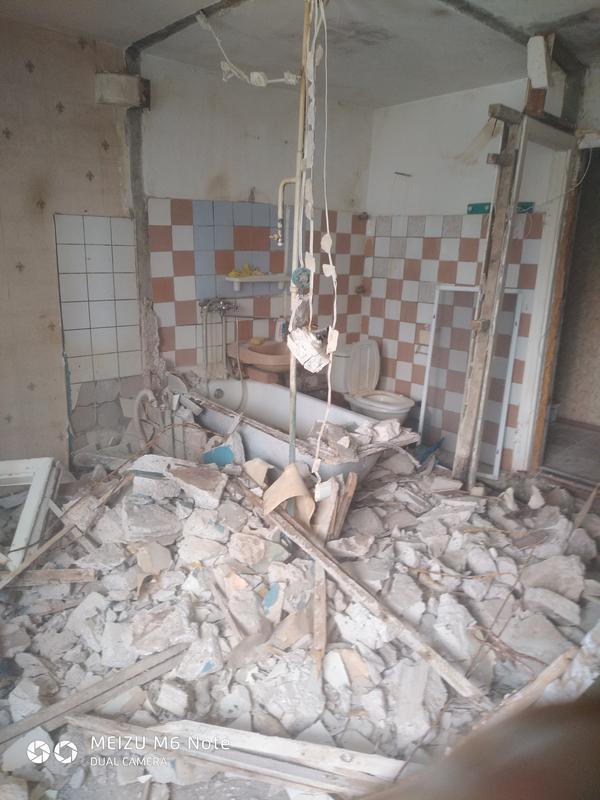 Демонтаж стен, плитки, стяжки, штукатурки. Вывоз мусора. - Фото 2