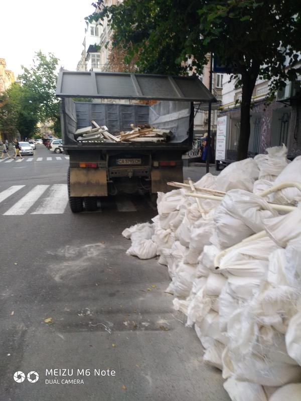 Демонтаж стен, плитки, стяжки, штукатурки. Вывоз мусора. - Фото 7