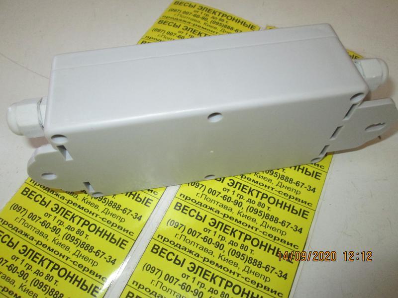 Сумматор сигналов JXHS02-4-S (JB-4) для 4 датчиков 150х65х43мм - Фото 3