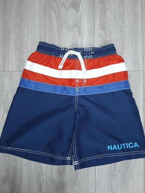 Шорты nautica, пляжные шорты