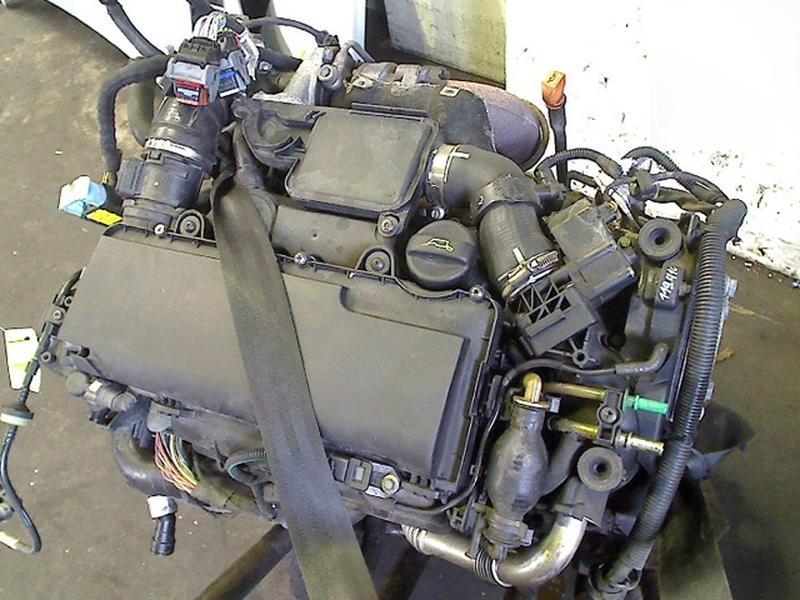 Разборка Citroen С2 (2014), двигатель  1.4 HDI DV4TD.