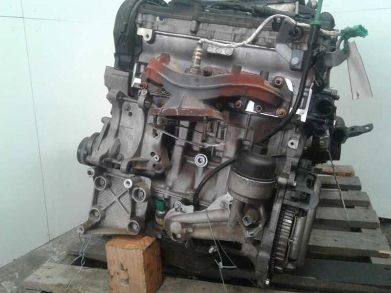 Разборка Citroen С2 (JM), двигатель  1.4 ET3J4.