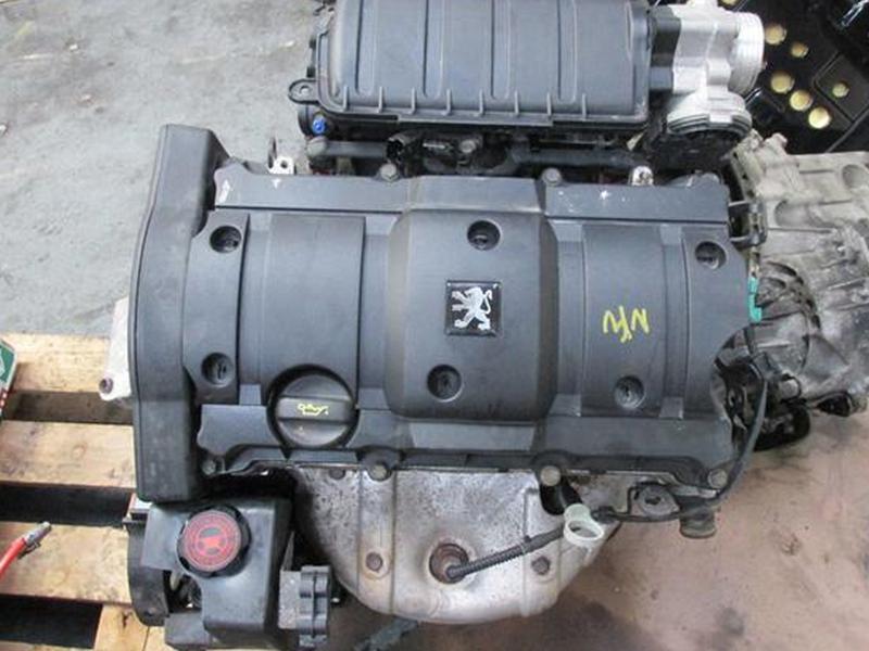 Разборка Citroen С3 (FC), двигатель  1.6 TU5JP4.