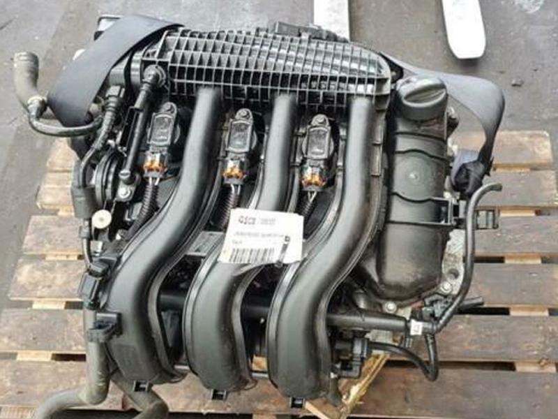 Разборка Citroen С3 (SX), двигатель  1.2 EB2F.