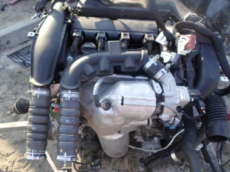 Разборка Citroen С4 (B7), двигатель  1.6 EP6CDT.