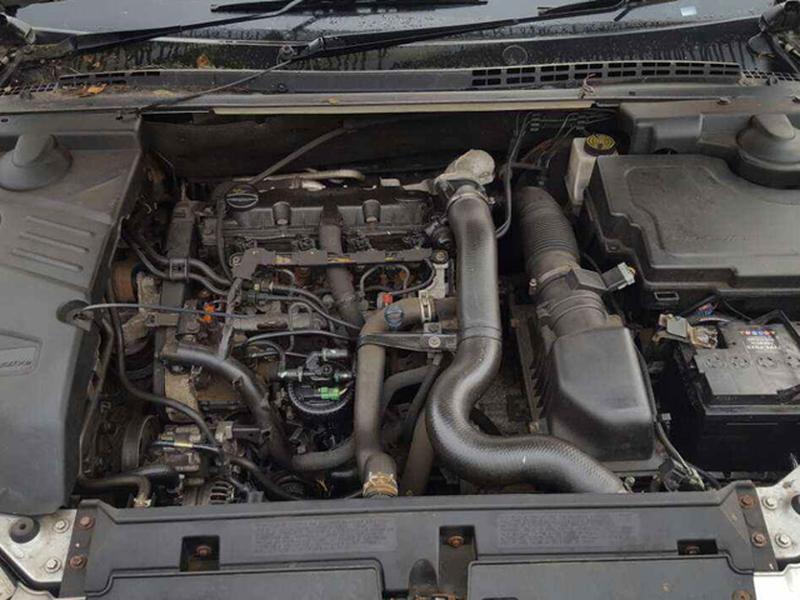 Разборка Citroen С5 (DC), двигатель  2.2 HDI DW12TED4.