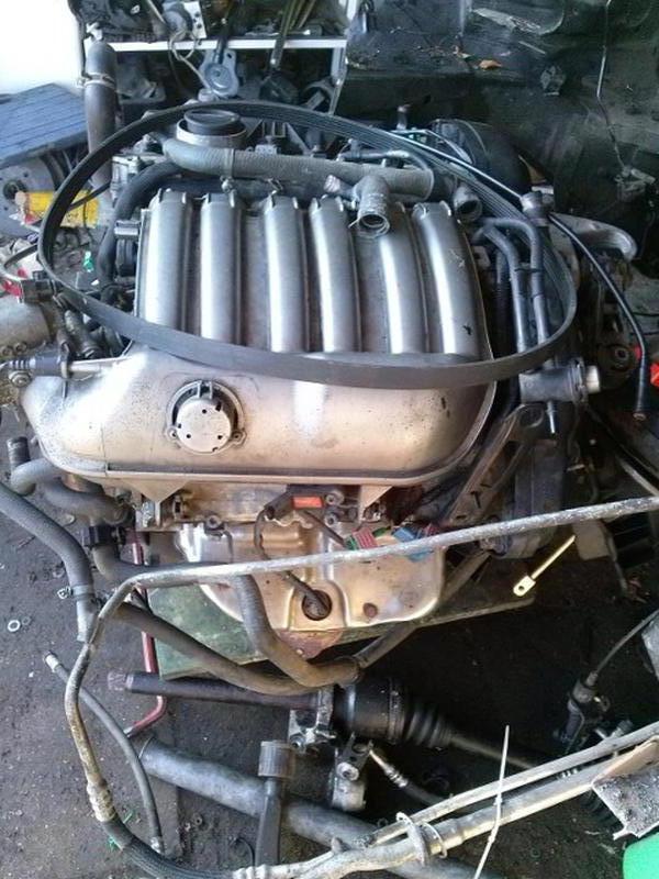 Разборка Citroen С5 (RC), двигатель  3.0 XFX