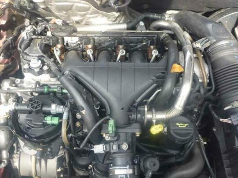 Разборка Citroen С5 (RD), двигатель  2.0 HDI DW10CTED4.