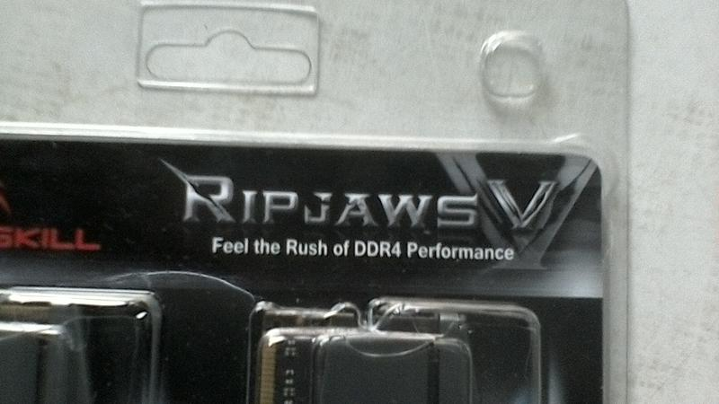 G.Skill 16 GB (2x8GB) DDR4 3200 MHz Ripjaws V Classic - Фото 4