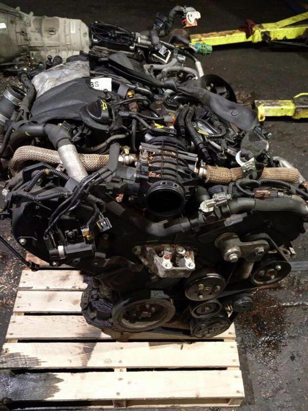 Разборка Citroen С6 (TD), двигатель  2.7 DT17TED4.