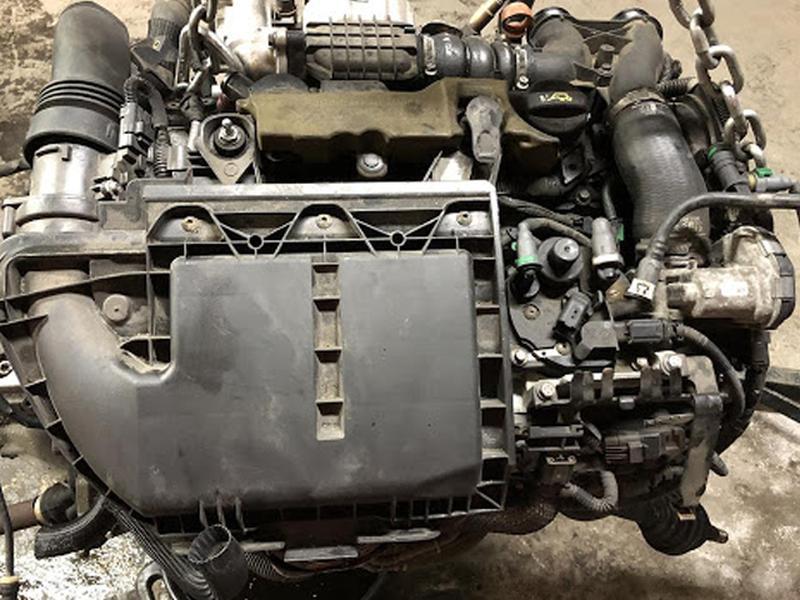 Разборка Citroen С-ELYSEE, двигатель  1.6 HDI DV6DTEDM