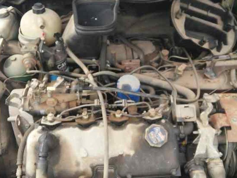 Разборка Citroen СX (1990), двигатель  2.5 M25-648.