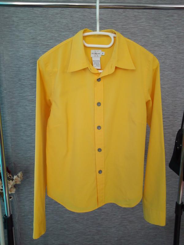 Яркая блузочка от calvin klein