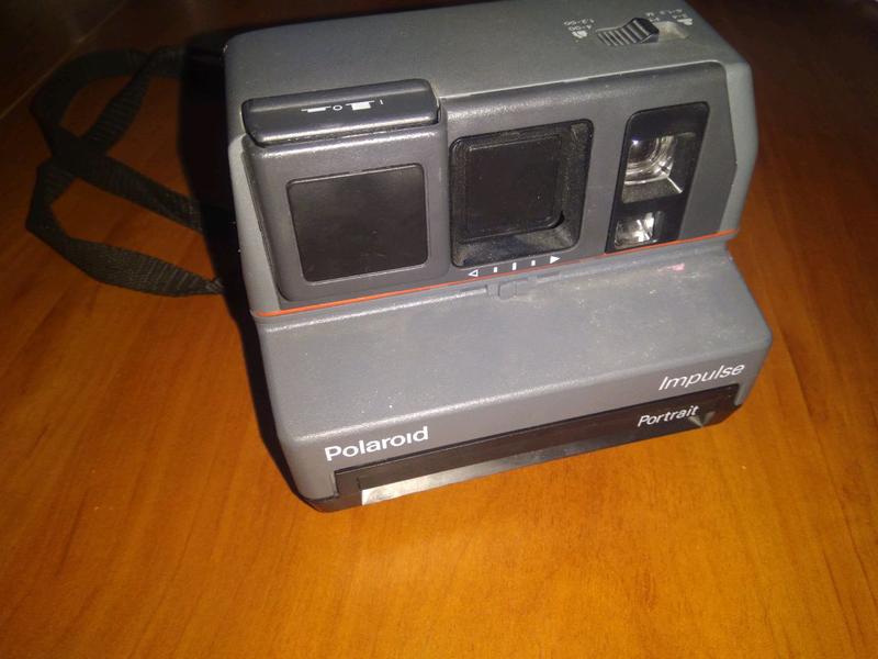 Фотокамера Polaroid İmpulse 600+