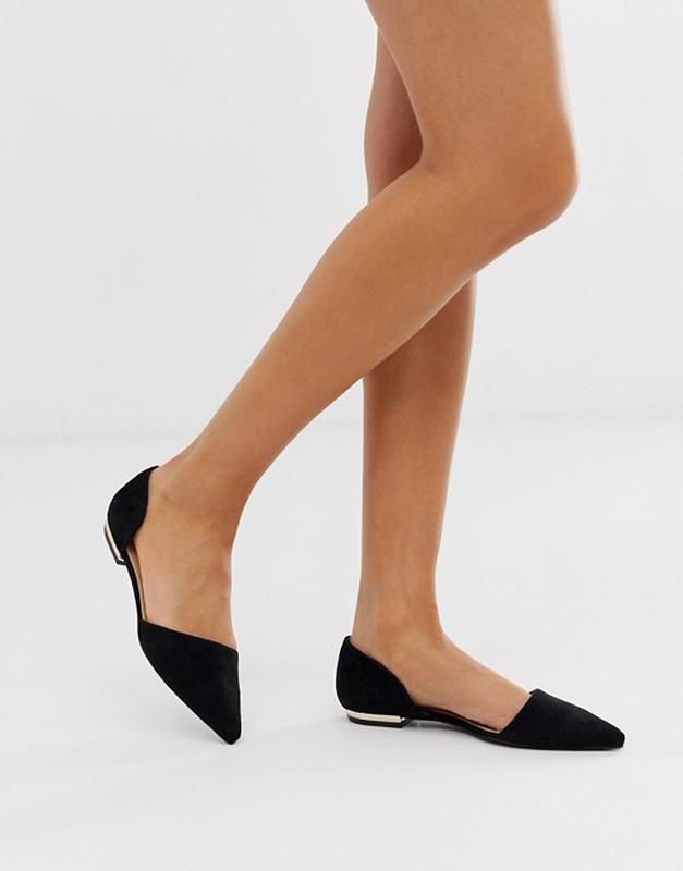 Стильные туфли-балетки от raid