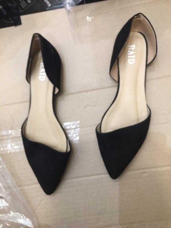 Стильные туфли-балетки от raid - Фото 2