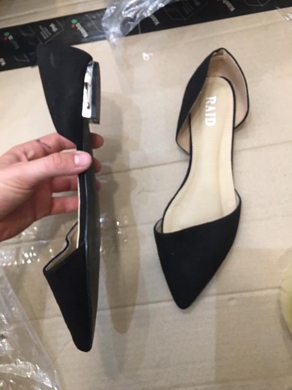 Стильные туфли-балетки от raid - Фото 3