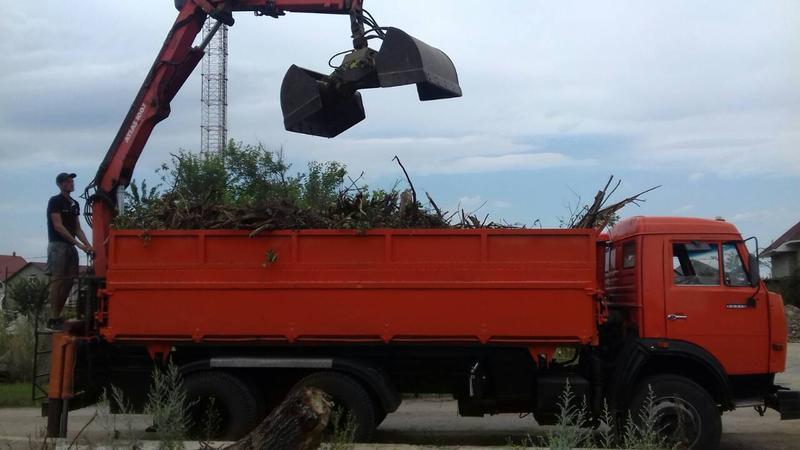 Демонтаж, земельные работы. Аренда Экскаваторов,Самосвалов,Кран. - Фото 3