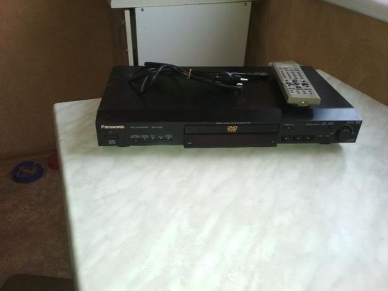 DVD плеер Panasonic RV-32