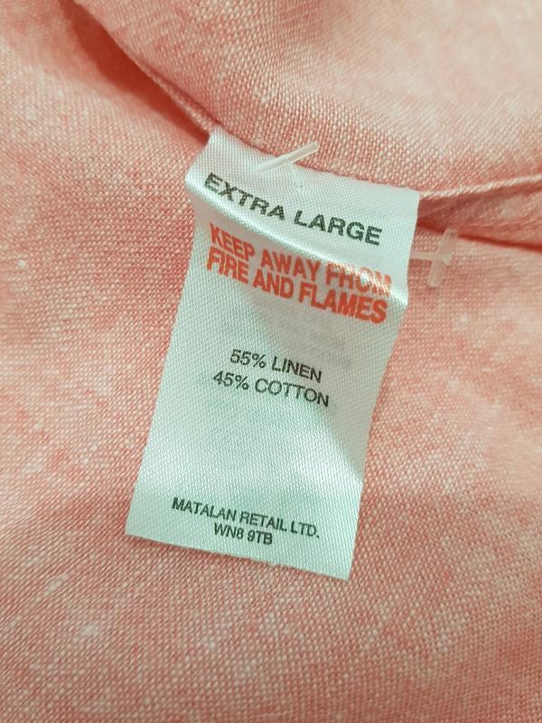 Летняя розовая рубашка - Фото 6