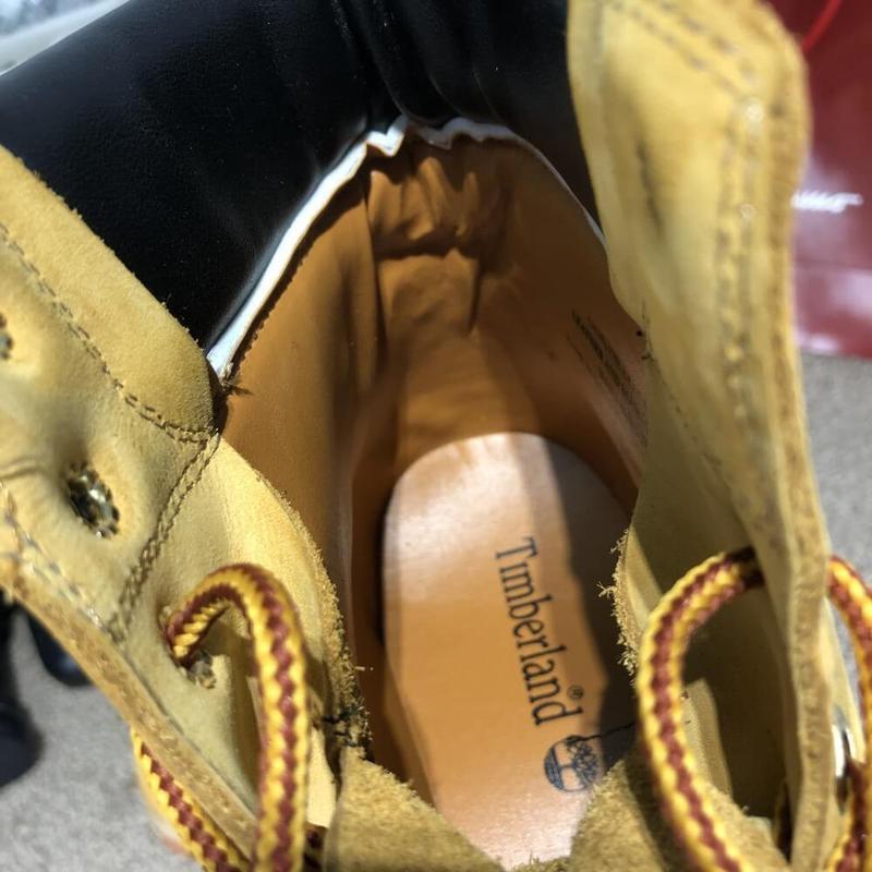 Ботинки мужские Тимберленды Timberland - Фото 5