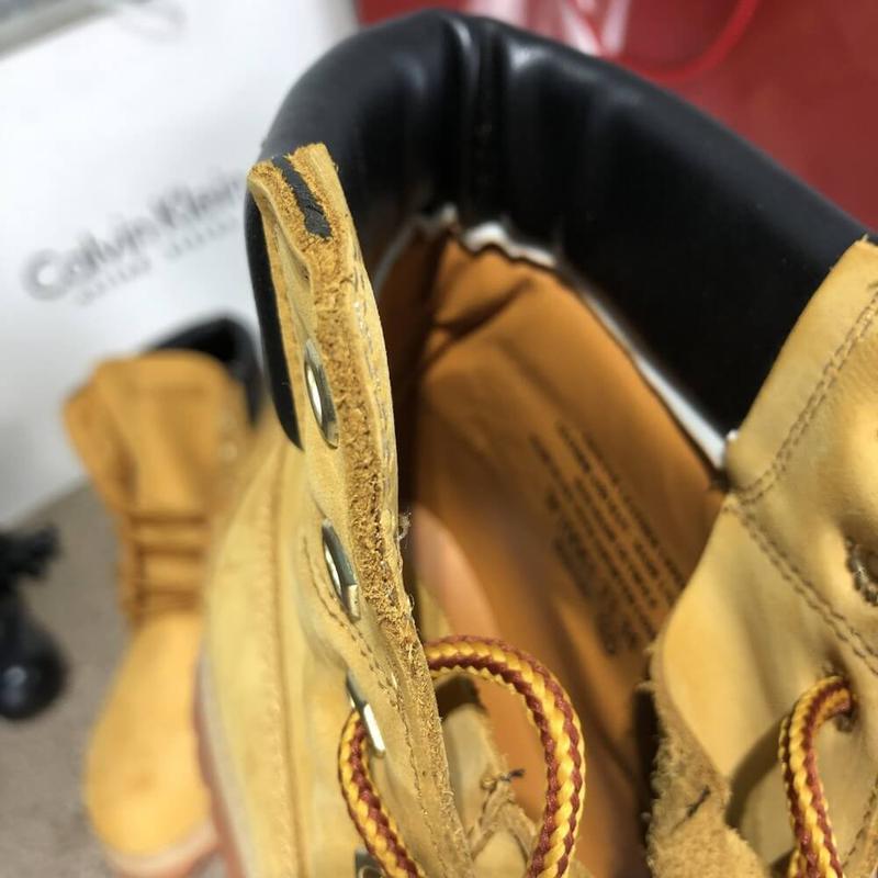 Ботинки мужские Тимберленды Timberland - Фото 6